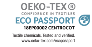 certificato OEKO TEX ECOPASSPORT per colla hot melt a base di co poliestere